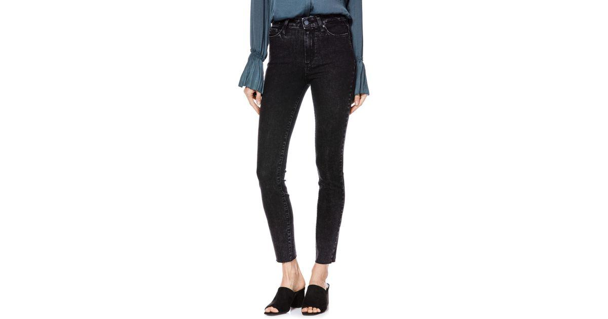 2ee5593aa0 PAIGE Transcend - Margot High Waist Ultra Skinny Jeans (La Rue)