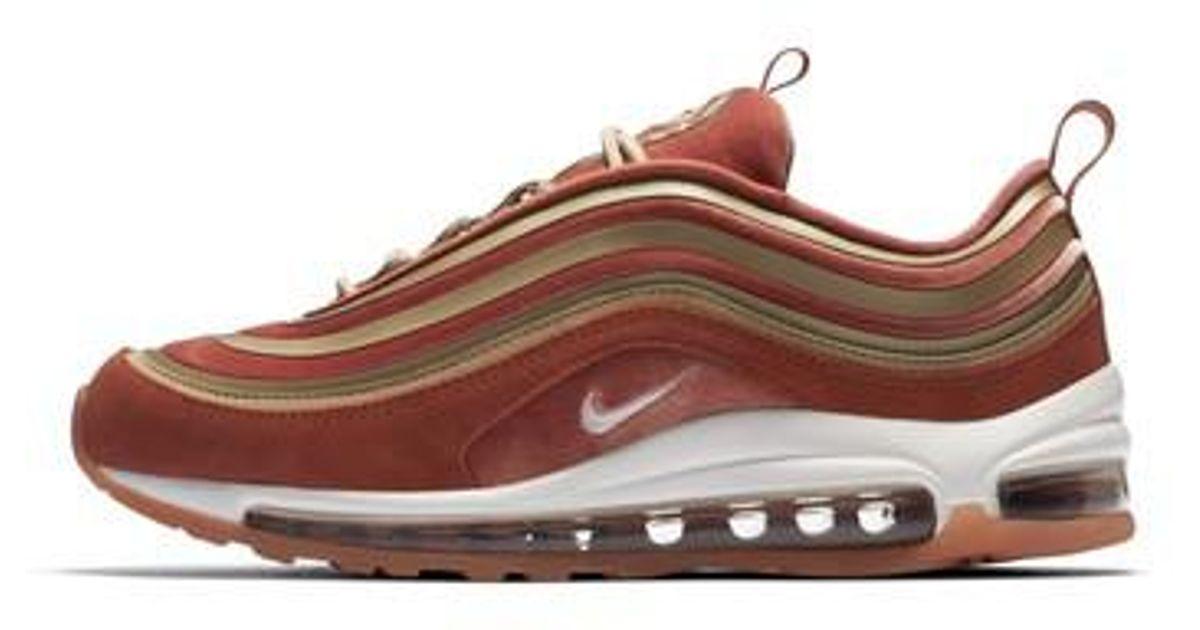 quality design d2464 2c6aa ... coupon lyst nike air max 97 ultra 17 lx sneaker d41dc edbb0