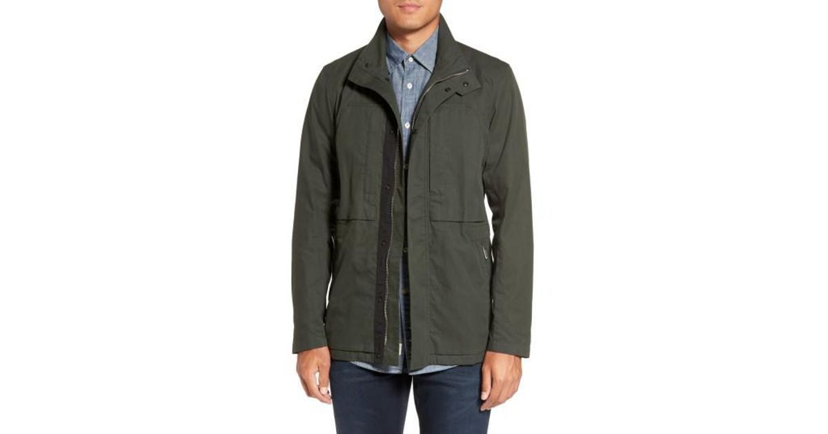 9e667247 Theory Canvas Field Jacket for Men - Lyst