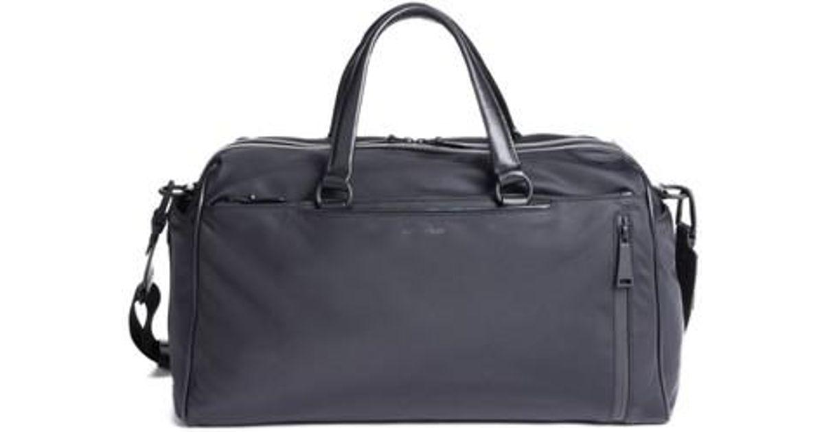 Lyst - Cole Haan Grand Duffel Bag in Black for Men fcf33712b14e8