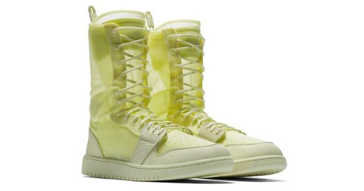 b0aba20e1d31a5 Lyst - Nike Air Jordan 1 Explorer Xx Convertible High Top Sneaker