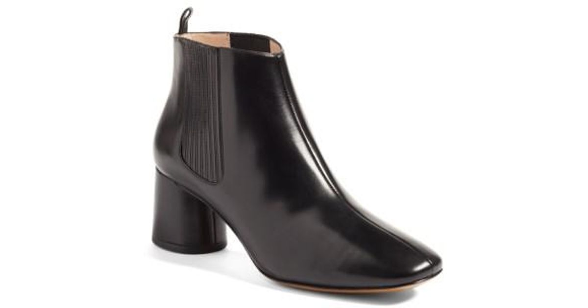 Marc Jacobs Rocket Embossed Leather Chelsea Boots tbduAzjyMv