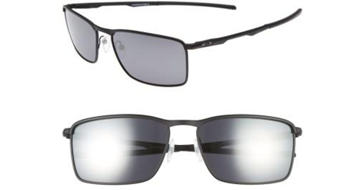 a8546ee82e4 Lyst - Oakley Conductor 6 58mm Polarized Sunglasses - in Gray for Men