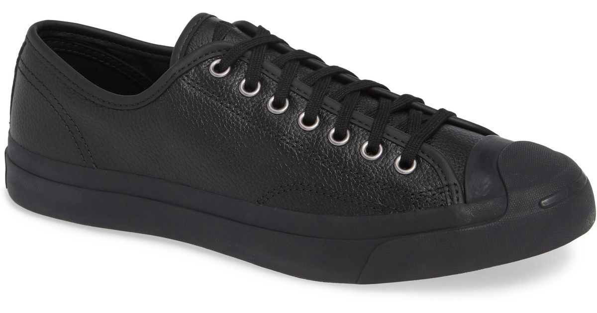 b55694550f62 Lyst - Converse Jack Purcell Jack Desert Storm Ox Sneaker in Black for Men