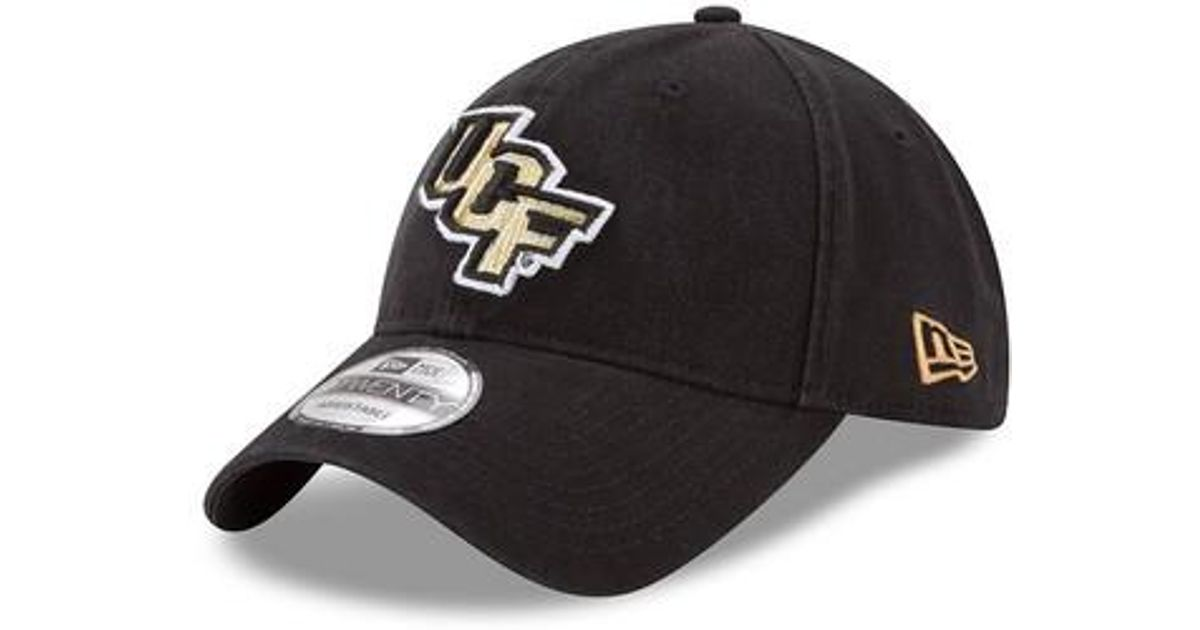 e314340caf7 Lyst - Ktz New Era Collegiate Core Classic - Central Florida Knights  Baseball Cap in Black for Men