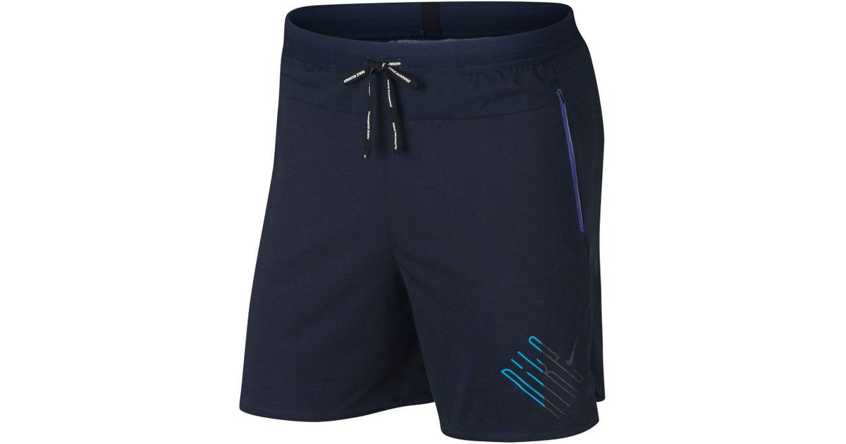 In Running Shorts Men Blue 2 Lyst Nike 1 Wild For OuPiZTXk