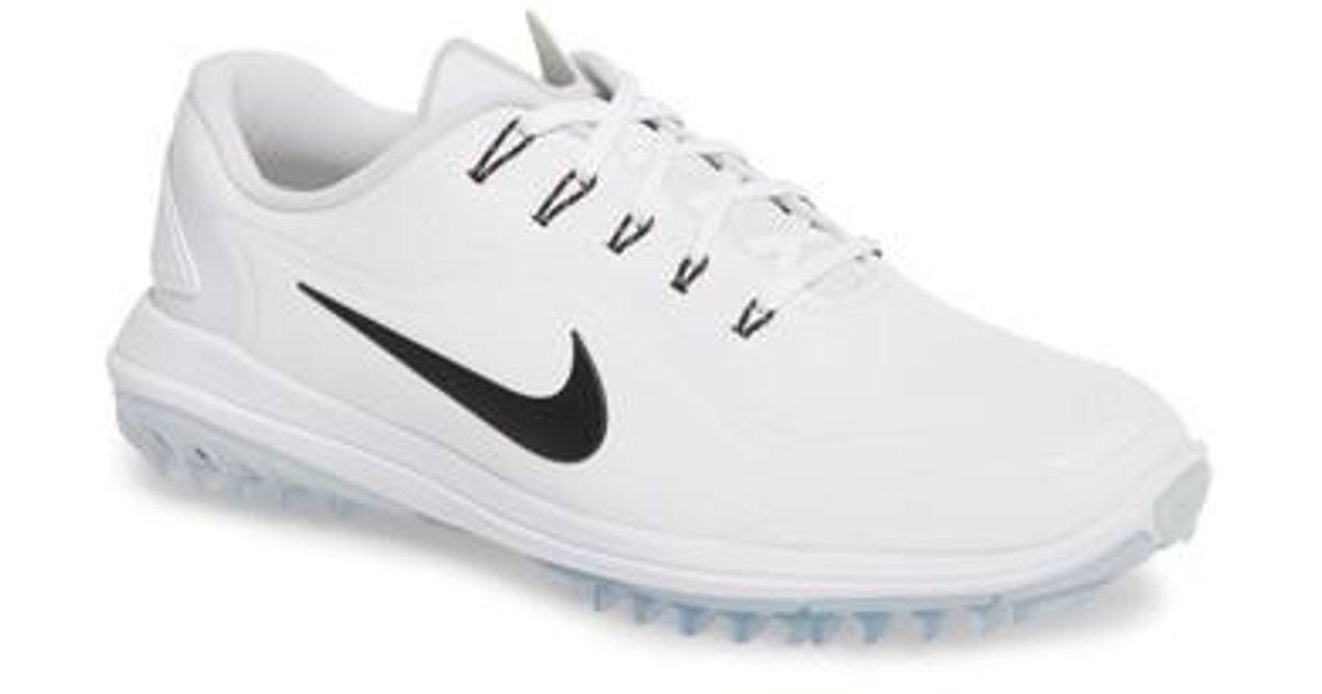 edb20a62eabe94 Lyst - Nike Lunar Control Vapor 2 Waterproof Golf Shoe (men) in White for  Men