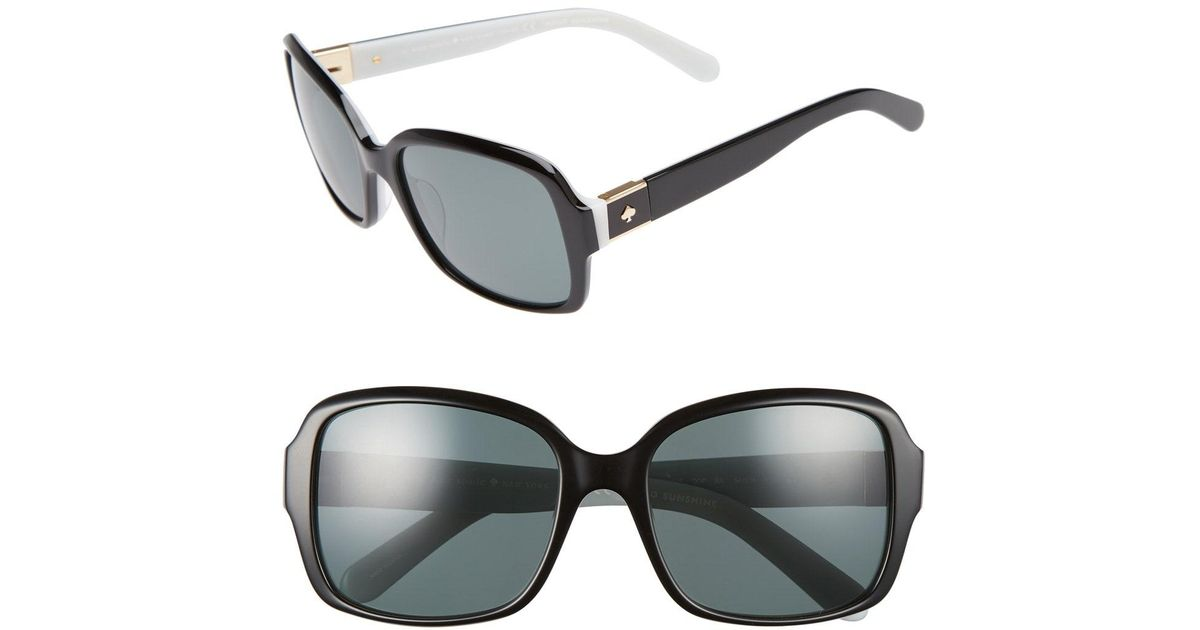 f130cac9bb2 Lyst - Kate Spade Annor 54mm Polarized Sunglasses -