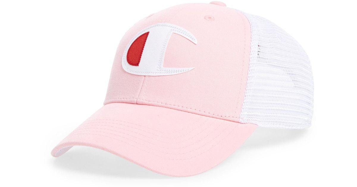 49a282302 get pink champion cap 524f8 8de44