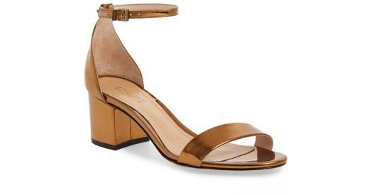 Schutz Women's Chimes Ankle Strap Sandal