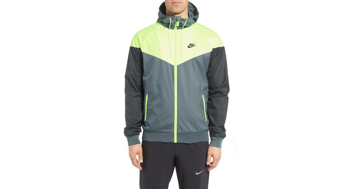 a721819517e7  windrunner   windrunner   windrunner  Lyst Lyst Lyst Lyst Jacket Nike  Colorblock Men For HHw50q