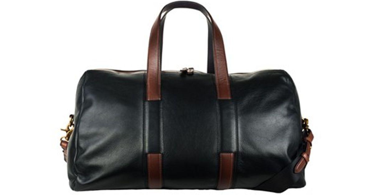 Lyst - Cole Haan  buchannon  Duffel Bag in Black for Men 7de81578a3492