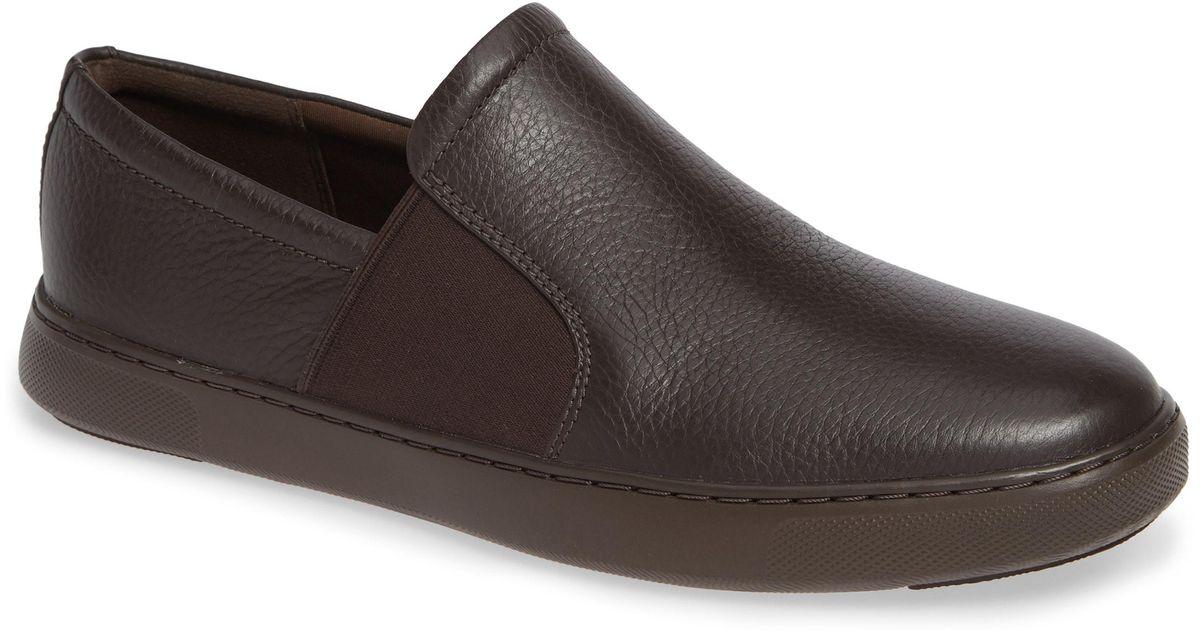 ed2273af525 Lyst - Fitflop Collins Slip-on Loafers in Brown for Men