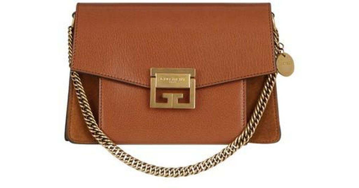 Givenchy Pre-owned - GV3 leather crossbody bag