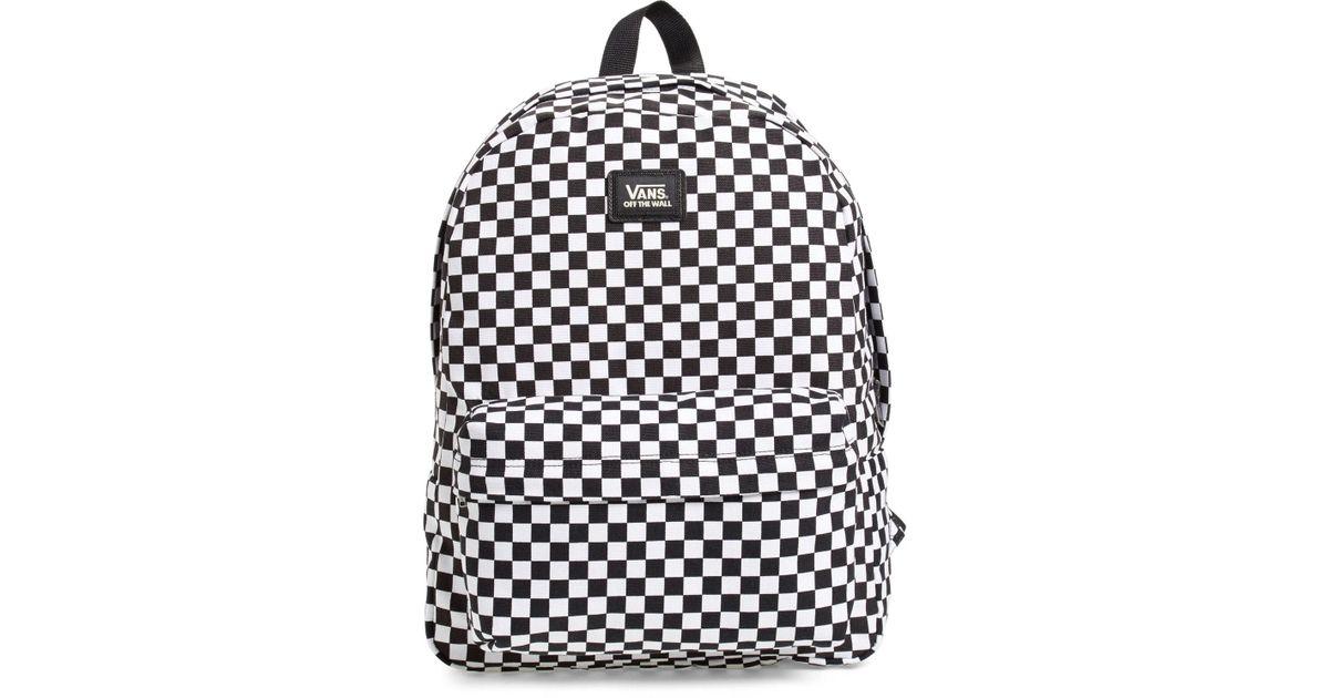 42fd1c905aa Lyst - Vans 'old Skool Ii' Backpack - in Black for Men