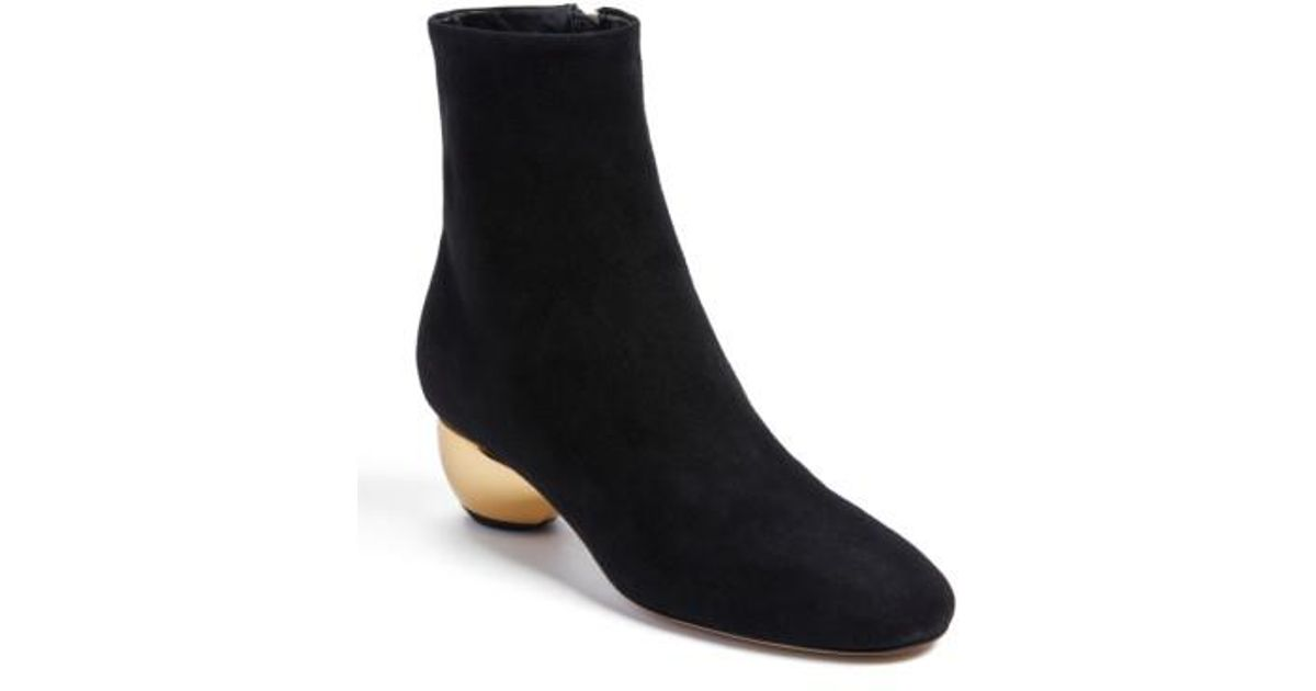 contrast-heel boots - Black PAUL ANDREW ZRhhsh