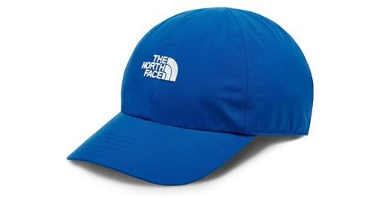 c0bbc00af39 Lyst - The North Face Logo Gore-tex Cap in Blue for Men