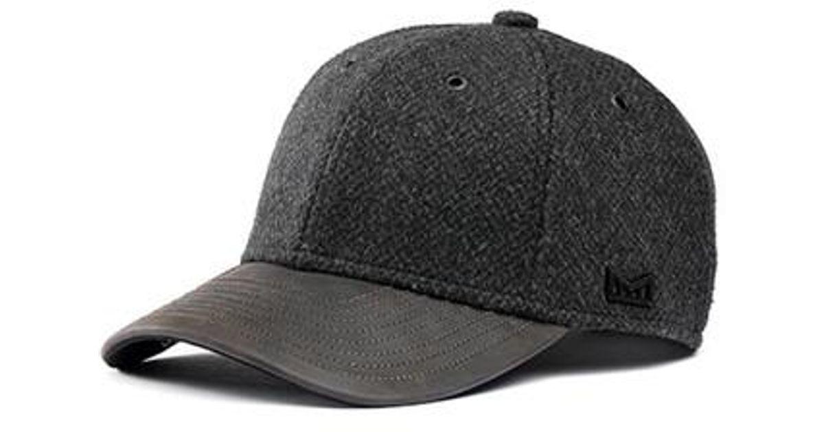 7ea82c078ace1 ... switzerland lyst melin the diplomat baseball cap in black for men 5f7ed  7e370