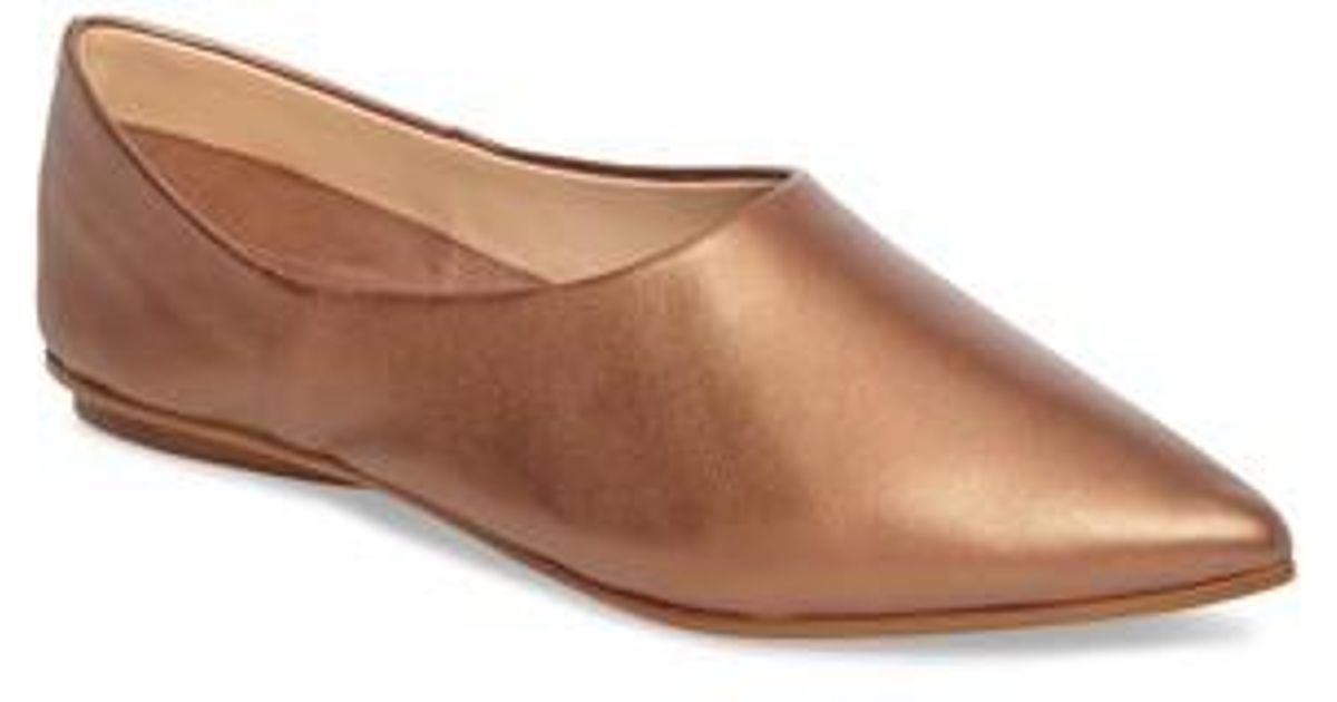 Vince Camuto Women's Stanta Pointy Toe Flat