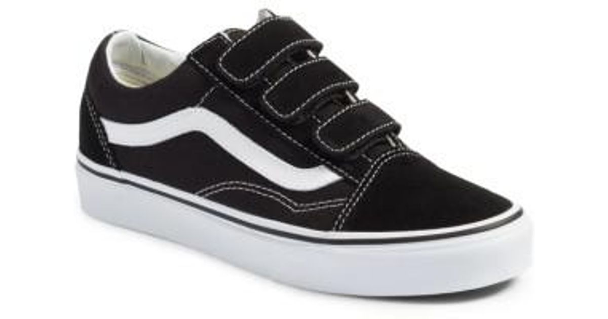 88c5d4713f9 Lyst - Vans Old Skool V Pro Sneaker in Black for Men