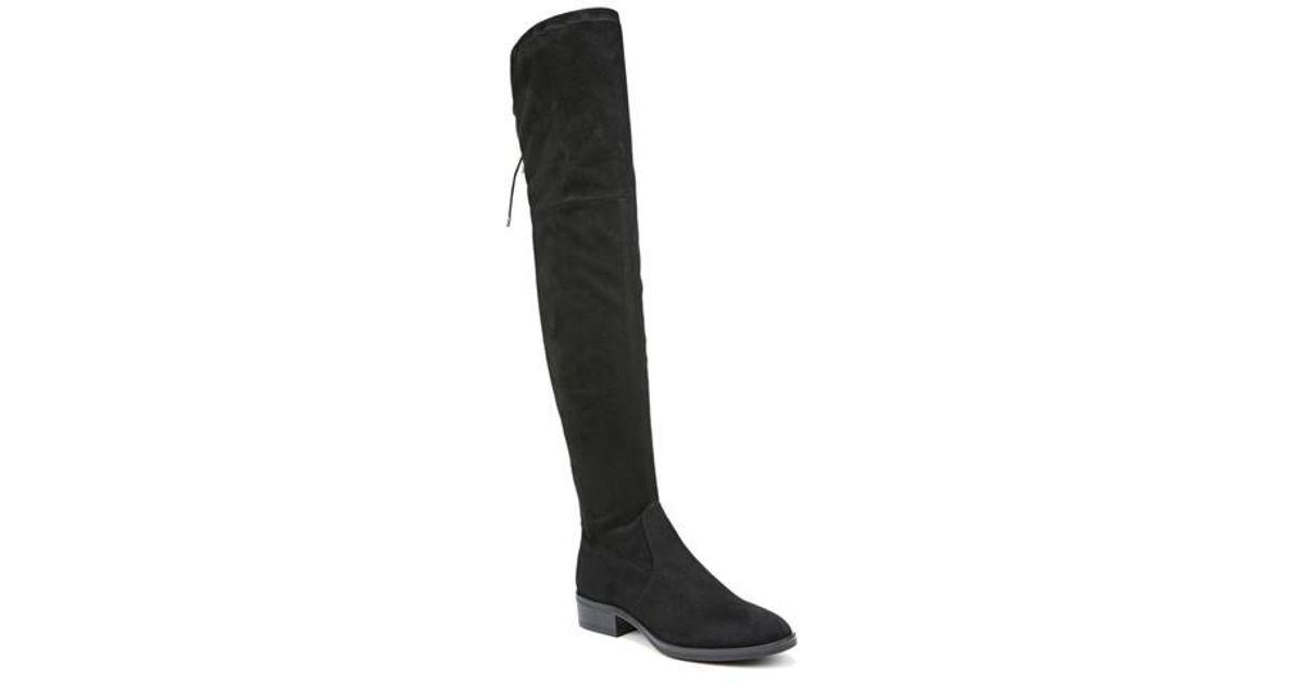 730047d82fa6f0 Lyst - Sam Edelman Paloma Over The Knee Boot in Black