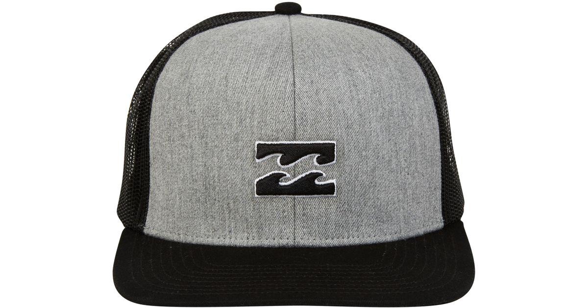 668d953836d Lyst - Billabong All Day Trucker Hat - for Men
