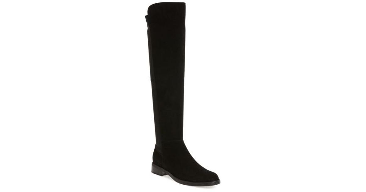 26ad9fc943a Lyst - Blondo Olivia Knee-high Boots in Black