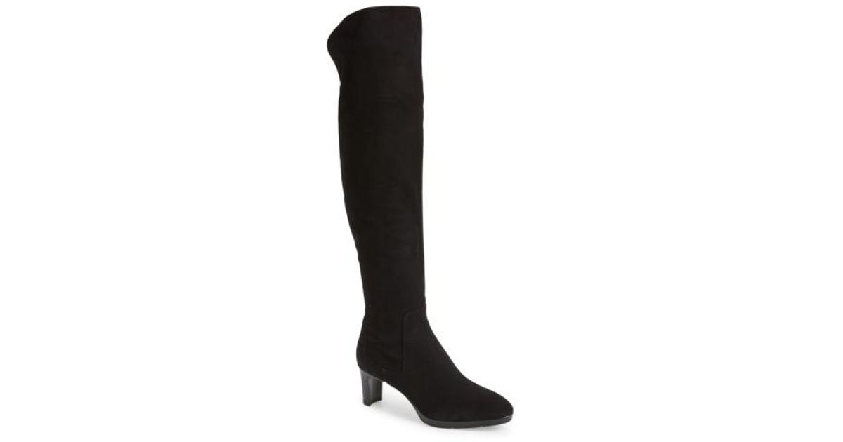 Aquatalia Danika Weatherproof Over-the-Knee Boot qA5UakNG