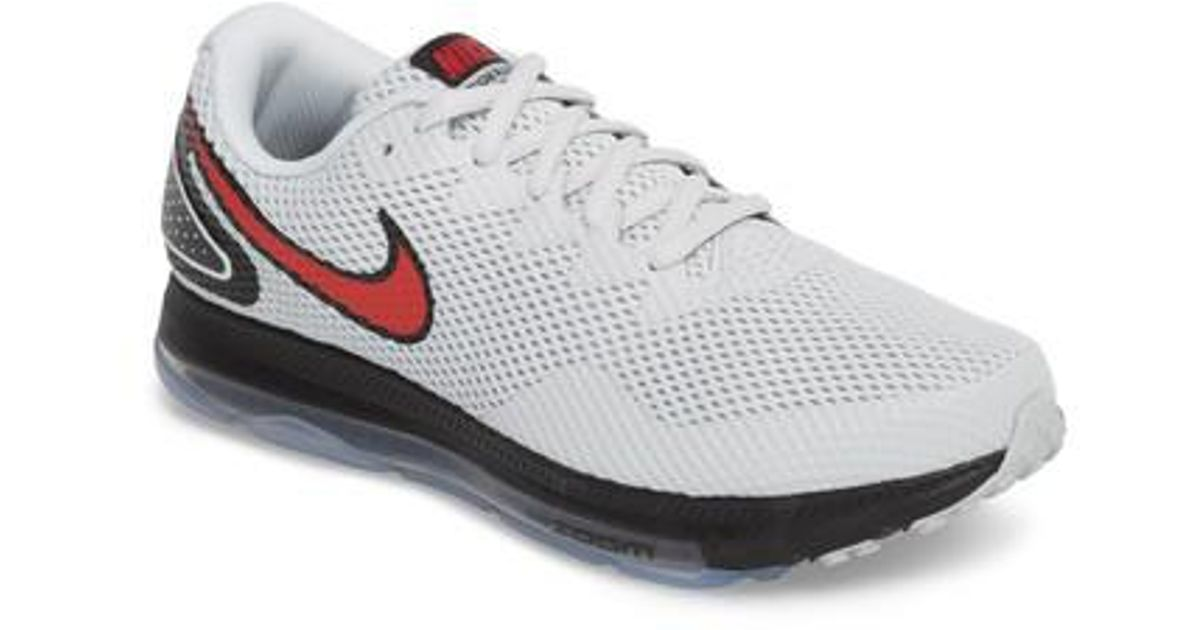 be837a4394f Lyst - Nike Zoom All Out Low 2 Running Shoe in White for Men