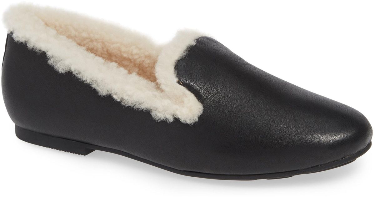 2e7f8c730b2 Lyst - Gentle Souls By Kenneth Cole Eugene Genuine Shearling Lined Loafer