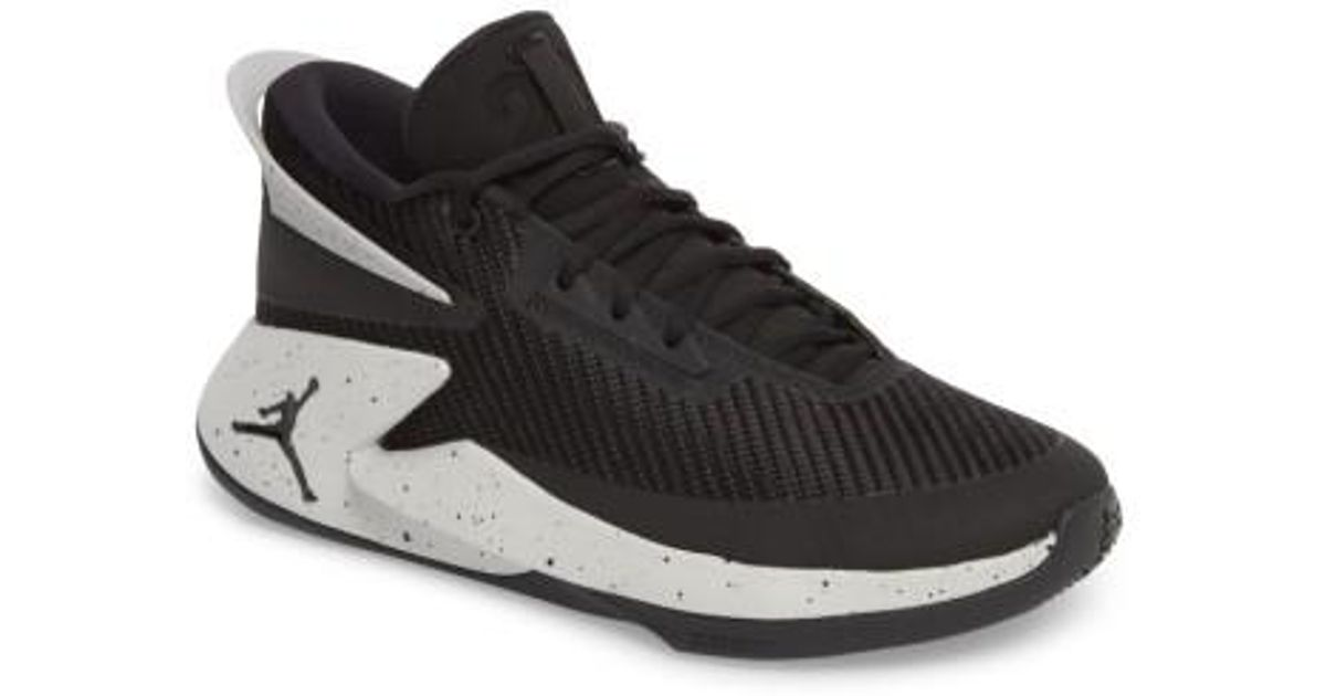 buy online d4ed0 a7988 Nike Jordan Fly Lockdown Sneaker in Black for Men - Lyst