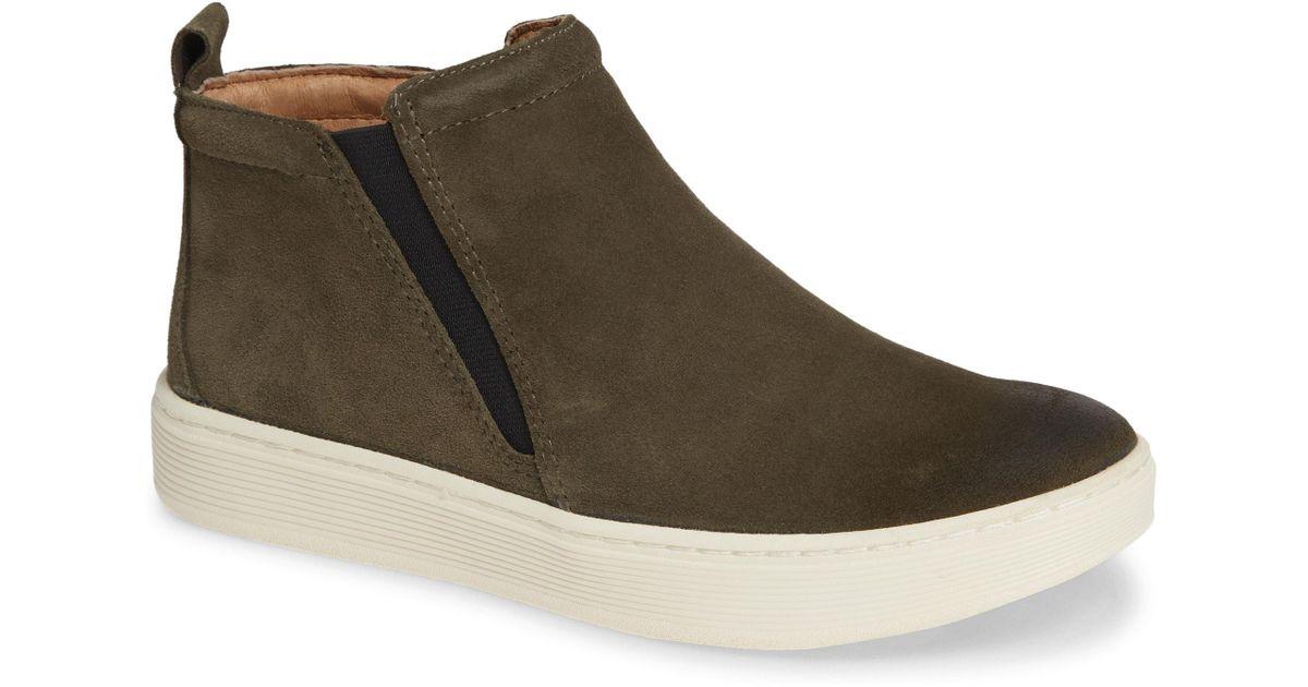 327851a597f54 Lyst - Söfft Britton Ii Waterproof Sneaker Bootie in Green - Save 3%