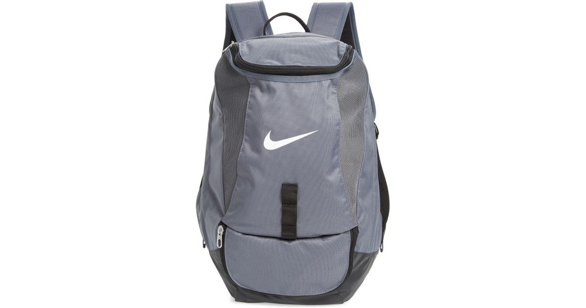 2633dc02e316 Lyst - Nike Club Team Backpack in Gray for Men