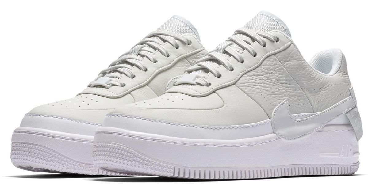 64115192d5a2 Lyst - Nike Air Force 1 Jester Xx Sneaker in White
