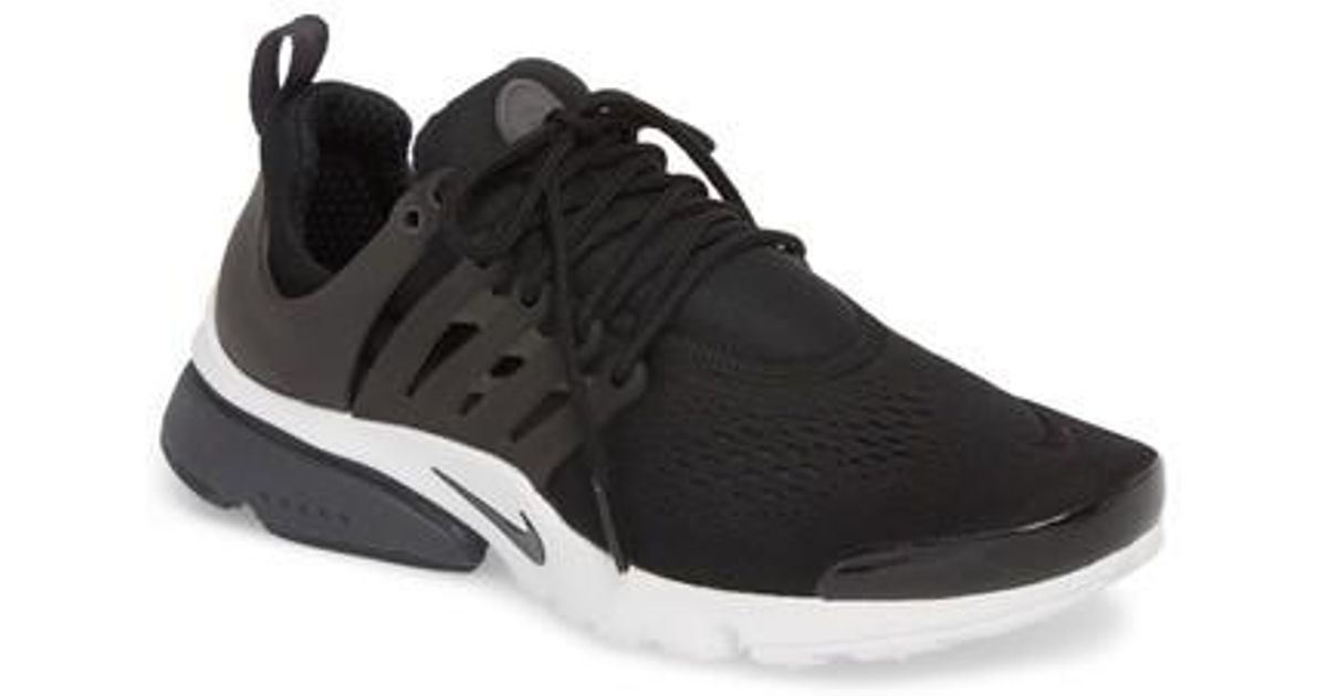 online store 0cd24 70255 Nike Air Presto Ultra Breathe Sneaker in Black for Men - Lyst