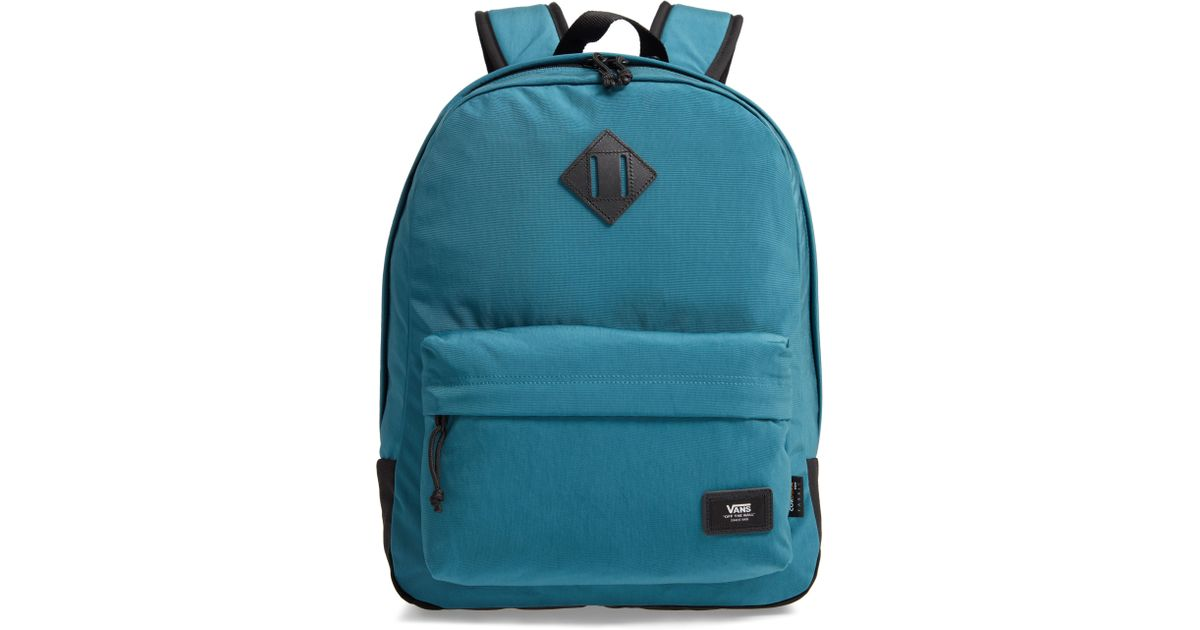 2b9469dd1e3 Lyst - Vans Old Skool Plus Backpack in Blue for Men
