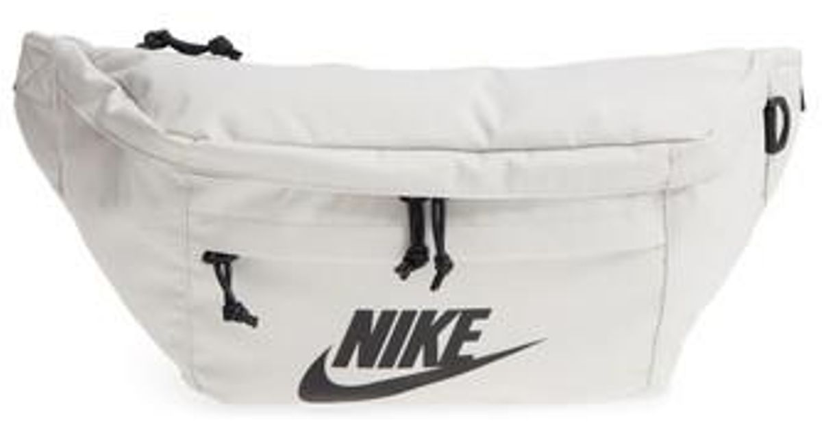 7829963ae68f Lyst - Nike Tech Hip Pack in White