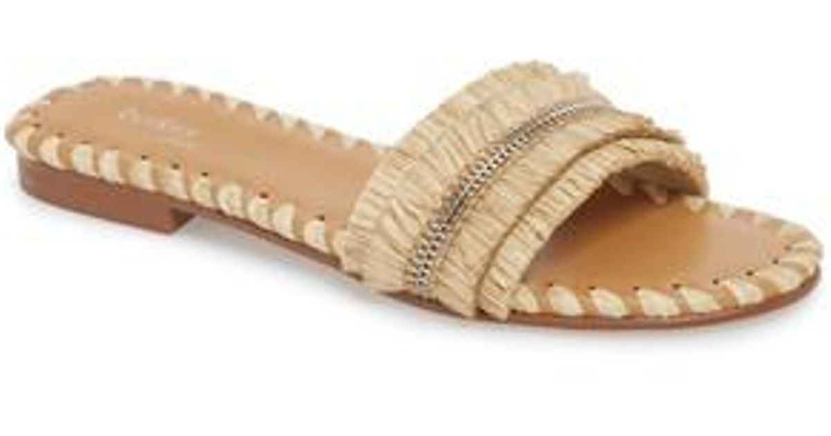 Botkier Women's Bonnie Slide Sandal 4bzhC