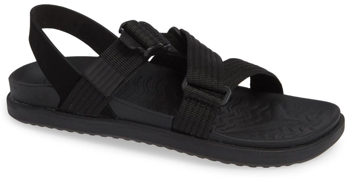 89b48a81c4b Lyst - Native Shoes Zurich Vegan Sandal in Black