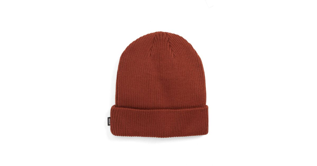 0d38c22af35 Lyst - Nike Lab Essential Knit Beanie in Natural for Men