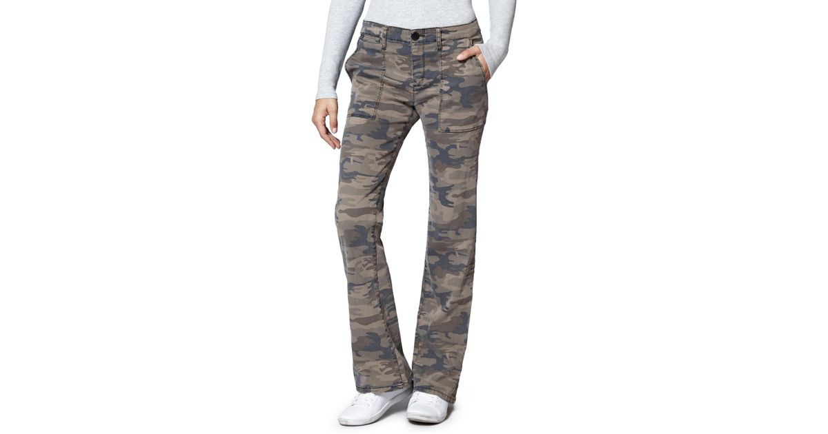 11e4c8375 Lyst - Sanctuary Camo Print Chino Pants in Gray