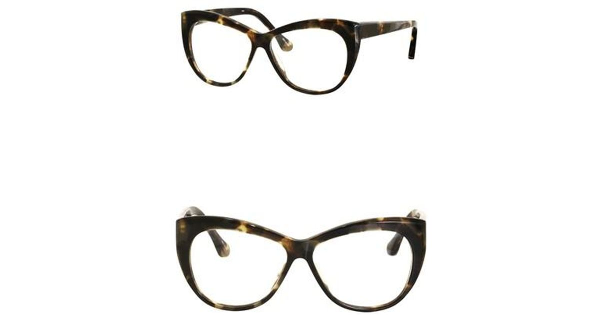 b4e74fb500dc4 Lyst - Elizabeth and James Clarence 55mm Cat Eye Reading Glasses - in Black