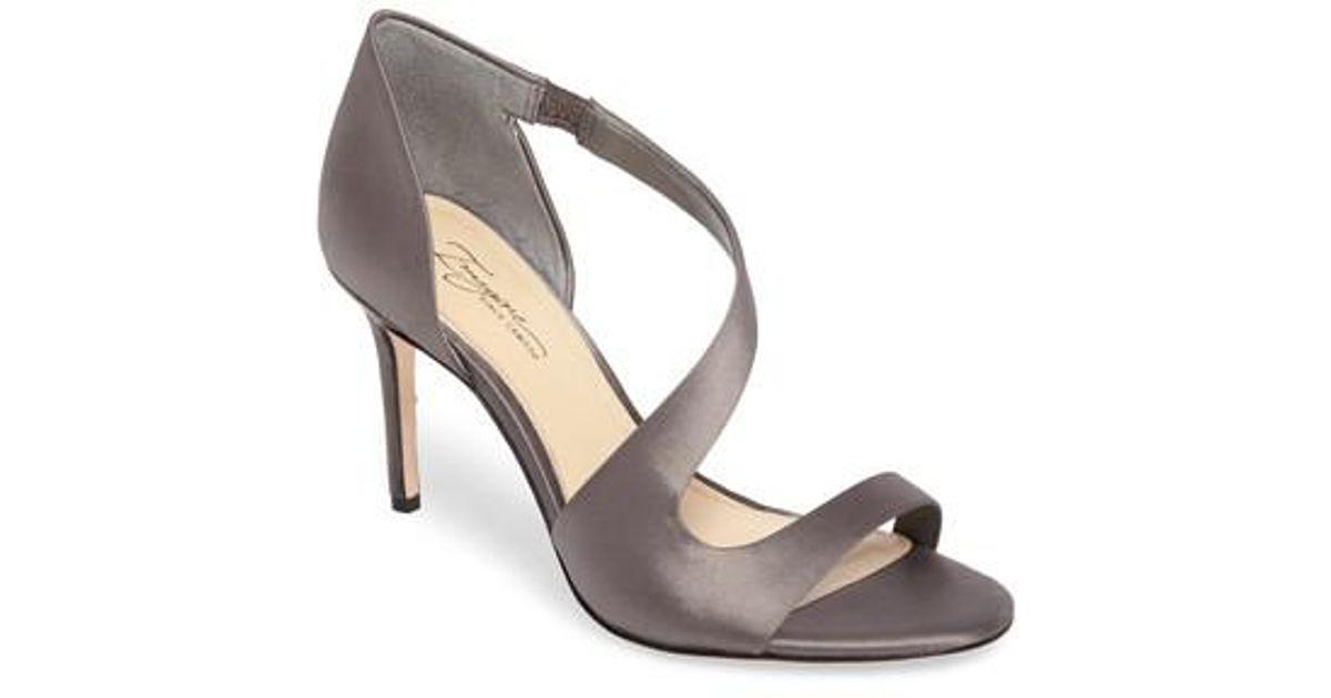 bb1b08cbfbb Lyst - Imagine Vince Camuto Purch Stiletto Sandal in Gray
