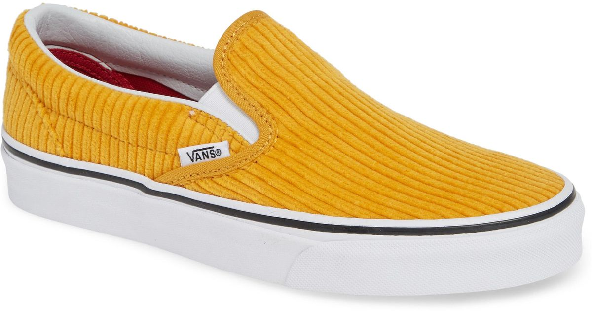 200e732fc8 Lyst - Vans Classic Design Assembly Slip-on Sneaker in Purple