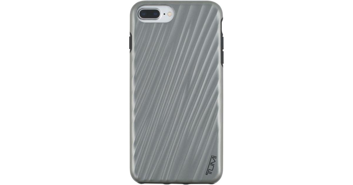 watch 1dc83 930df Tumi Gray 19 Degree Iphone 8 Plus Case -