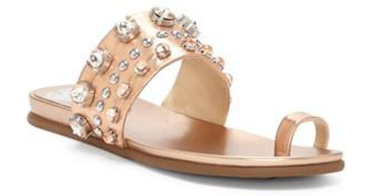 Vince Camuto Women's Emmerly Embellished Sandal