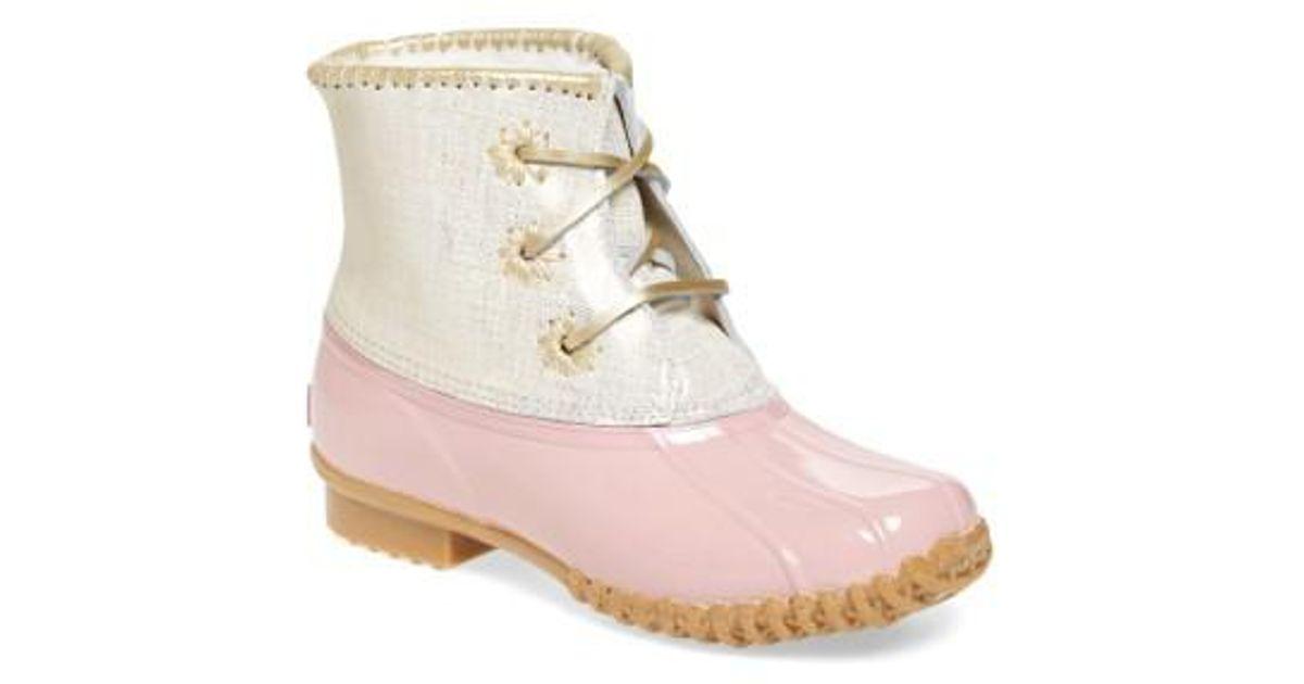 2dd8317f73a Lyst - Jack Rogers  chloe  Rain Boot