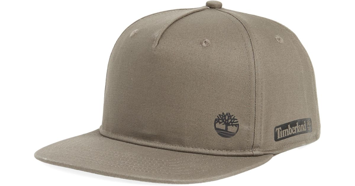 16570143a9263 Lyst - Timberland Castle Hill Baseball Cap in Gray for Men