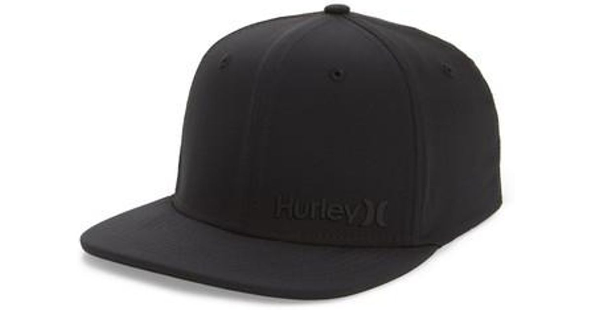 b2746865776 ... spain lyst hurley phantom corp hat in black for men 074f5 6566c