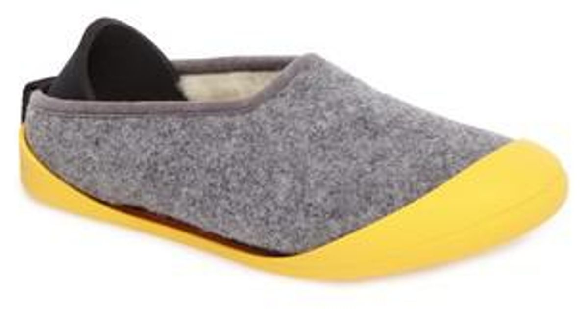 d2a664f5a80 Lyst - MAHABIS Classic Convertible Indoor outdoor Slipper in Gray for Men